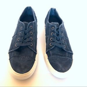 """Blow fish denim sneakers size not shown 10.5""""sole"""